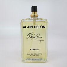 ALAIN DELON CLASSIC 125 ml/ 4.4 oz Eau de Toilette Spray NO CAP