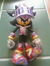 "Sonic the Hedgehog Shadow Sir Lancelot Black Knight figure 6"" NICE!!"
