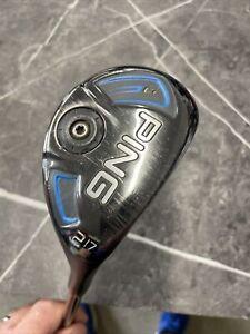 PING G 2 Hybrid 17 Degree Stiff + Headcover PGA Seller