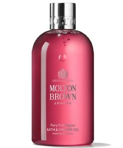 Molton Brown Fiery Pink Pepper bath and shower gel 50ml Travel size