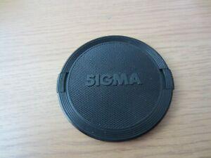 Sigma 72mm clip on lens cap