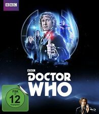DOCTOR WHO-DER FILM - Paul McGann, Sylvester McCoy, Daphne Ashbrook BLU-RAY NEU