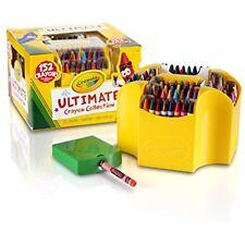 Crayola Ultimate Crayon Colors Collection Art Set 152 Color Paint Kids & Adult