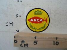 STICKER,DECAL ARCA VISSEN FISHING ? LOGO ?