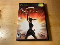 Baldur's Gate: Dark Alliance (Microsoft Xbox, 2002) Ships Free