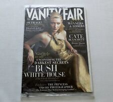 Cate Blanchett Vanity Fair Magazine February 2009 Sealed