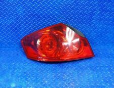 09-13 INFINITI G37 OEM REAR LEFT DRIVER TAIL LIGHT LAMP LH
