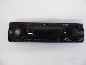 SONY CA710X CAR STEREO FACE PLATE ONLY