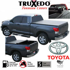 TruXport TruXedo Roll Up Tonneau Cover 2014-2018 Toyota Tundra 5.5' Bed 273801