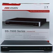 Hikvision 4k Ultra HD 16ch NVR Ds-7616ni-i2/16p 16 Poe Ports HDMI 2sata