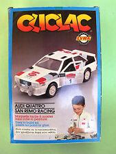 VTG Cliclac Heller Lyra Audi Quattro San Remo Racing 1988