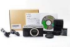 Fujifilm X-E1 16.3MP Digital SLR Camera From Japan w/Box [Exc+++]