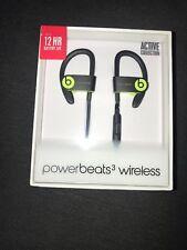 Beats by Dr. Dre Powerbeats 3 inalámbrico de auriculares del oído-gancho-Shock amarillo