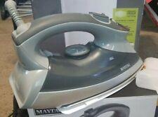 Maytag M400 Speed Heat Steam Iron & Vertical Steamer New