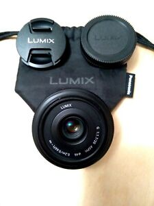 Panasonic Lumix 20mm 1.7 excellent condition