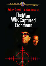 Man Who Captured Eichmann (2013, DVD NIEUW) DVD-R