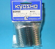 Kyosho BSW65 Front Spring Set Big Pressure Oil Shock Vintage RC Parts