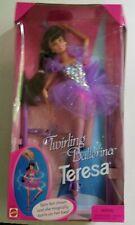 Barbie Doll Twirling Ballerina Teresa 1995 Vintage Mattel Ballet