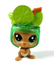 Littlest Pet Shop LPS Smoothie Pets Lime Kangaroo Figure NEW