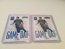 2015/16 Contenders Basketball R.J. Hunter Georgia State Panthers Game Day lot 33
