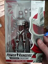 Hasbro Lightning Collection Mighty Morphin Power Rangers - Lord Zedd Action Fig?