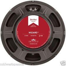 "Eminence THE WIZARD 12"" British Tone Guitar Speaker - 8 ohm NEW - FREE SHIPPING!"