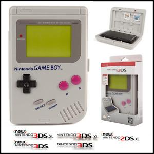 OFFICIAL Retro Game Boy Case for Nintendo New/3DS/2DS/XL PowerA Armor Collector