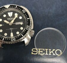 5X Glass 320w34 Crystal Seiko diver 6309 7040 7049 6306 7000 7001 7548 7000 7010