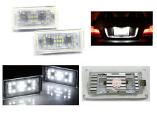 E66 E65 BMW 06-08 7-Series 735i 750Li 760Li LED License Plate Lights Error Free