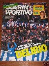 GUERIN SPORTIVO 1987 / 9 NAPOLI VEDE IL 1° SCUDETTO ***