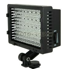 Pro 160-LED Video Light for DV Camcorder Lighting Lamp