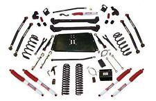"""Skyjacker® 6"""" Bent Long Arm System w/ Nitro Shocks 97-06 Jeep Wrangler TJ LJ"""