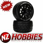 """DURATRAX DTXC5536 Bandito MT Belted 2.8"""" Mounted Front/Rear Tires,14mm Black (2)"""