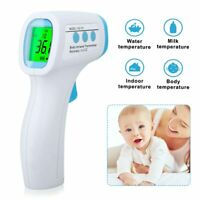 contactless forehead thermometer with digital display- for babies & adults