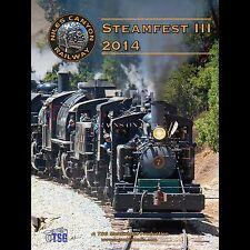 STEAMFEST III 2014 TSG MULTIMEDIA NEW DVD VIDEO