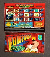 Aristocrat MK5 Slot Machine FORTUNE HUNTER Glass Set