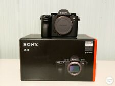 New listing Mint! Sony Alpha Ilce-9 24.2Mp Mirrorless Camera - Black (Body Only)