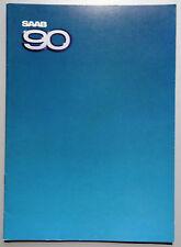V06299 SAAB 90 - 1985