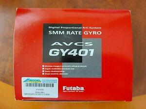 GIROSCOPO FUTABA GY401 CON SERVO S9254
