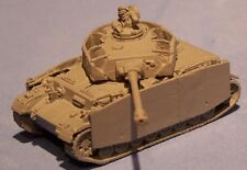 Peter Pig Miniatures 8 97 German SS PzIV H w/ Camo FOW Wargamming WWII