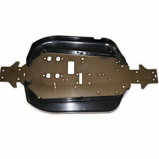Kyosho Inferno MP9 TKI3 RTR Main Chassis Plate inc Side Guards TO