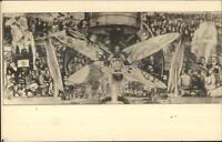 Diego Rivera Political Fresco Social History Palacio de Bellas Artes Postcard