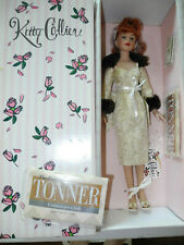 "Tonner Kitty Collier 'Cocktails at Five' 20403 18"" Redhead w/ box"