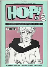 HOP n°54. Font, Manesse, Cossio, Marcello. 1992. Etat neuf
