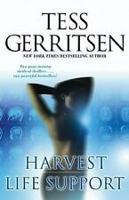 Harvest, and,  Life Support by Gerritsen, Tess