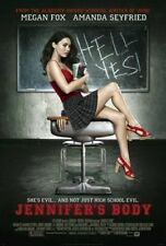 JENNIFER'S BODY - MEGAN FOX 13.5x20 PROMO MOVIE POSTER