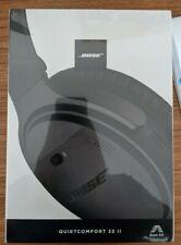 Bose QC35II QuietComfort 35 II Noise Cancelling Headphones - Black-New model UK