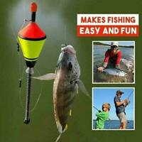 Fully Automatic Fishing Bobbers Durable Fishing Float Bite Fishing Tackle D2T2