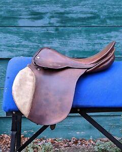 Stübben Rex AP Youth Saddle – Ireland – 1970s