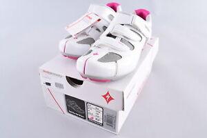 Specialized Spirita Road Shoes Women's Size EU 37 US 6.5 White/Pink